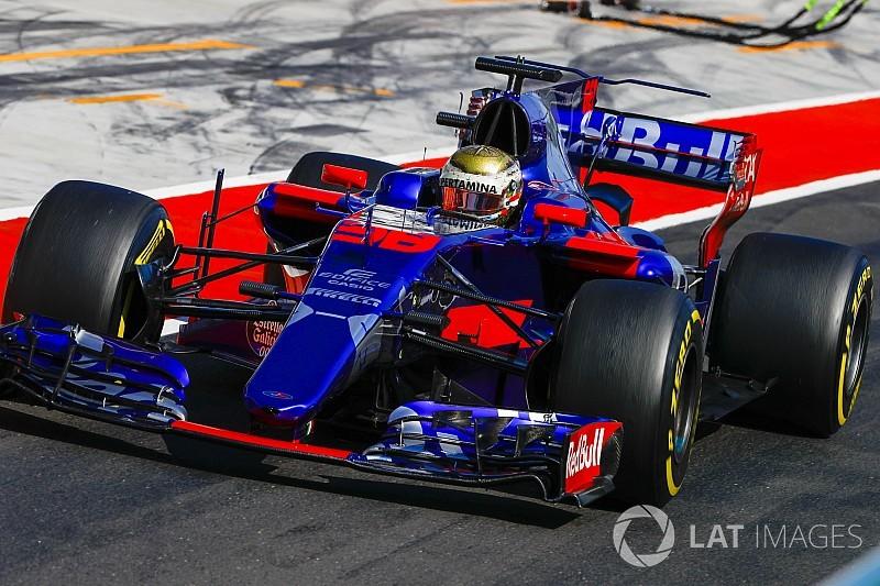 Toro Rosso confirma Gelael em quatro treinos livres de 2017