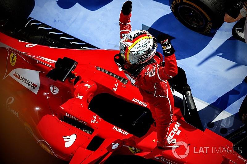 Marko scommette su Vettel e sulla Ferrari nella caccia al titolo 2017