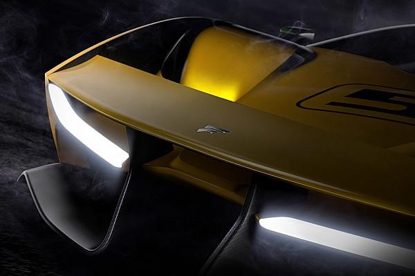 Автомобілі Важливі новини 600-сильний суперкар Фіттіпальді буде повністю карбоновим