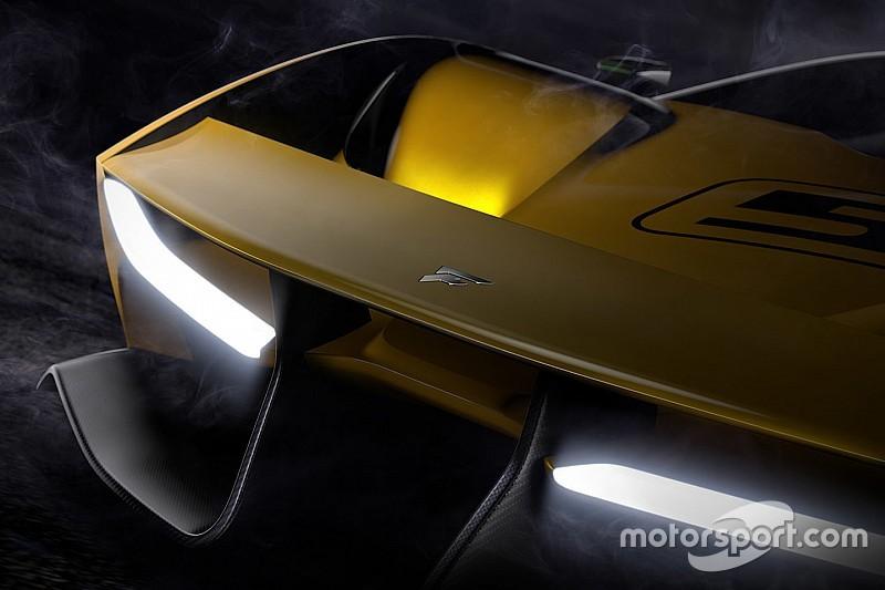 El super coche de Fittipaldi estará construido en carbono