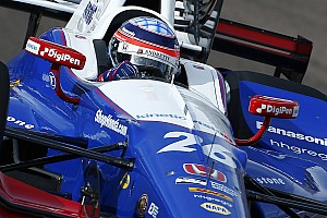 IndyCar Testing report Sato stays top despite Power surge