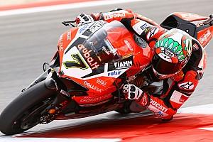WSBK Ultime notizie Ducati: Davies ha ricevuto l'idoneità per correre a Laguna Seca