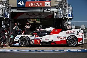 Le Mans Últimas notícias Toyota simula falhas aleatórias como preparação para Le Mans