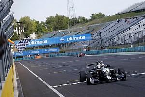 F3 Europe Yarış raporu Hungaroring F3: Günther, Ilott ve Eriksson kazandılar