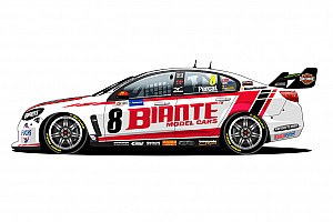 Supercars Breaking news Repaired Percat Holden to sport new look in Tasmania