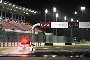 MotoGP Actualités Une heure de roulage sur le mouillé prévue lors des essais de Losail