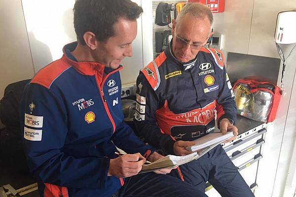 Hyundai: Kennard costretto a saltare il Rally di Portogallo per infortunio