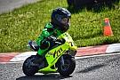 UASBK Тимур Кулєшов розпочав сезон дитячих мотоперегонів