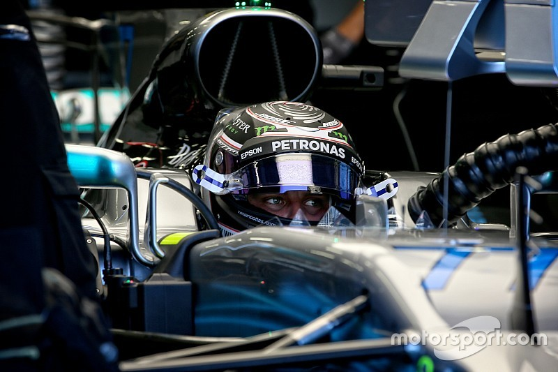 Боттас назвал условие успеха Mercedes в Баку