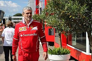 Формула 1 Новость Арривабене озвучил главный итог Гран При Испании для Ferrari