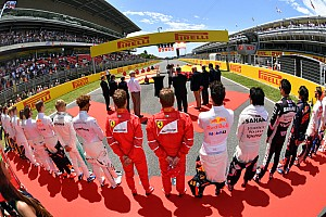 GPDA: Semua pembalap aktif F1 bersatu cegah politik di F1