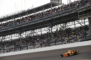 IndyCar 予選レポート 【インディ500】予選2日目:琢磨4位、アロンソ5位。PPはディクソン