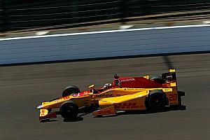 IndyCar Noticias de última hora El gran día de Hunter-Reay termina por falla del motor Honda