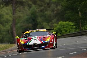 24 heures du Mans Actualités Sam Bird sur Ford :