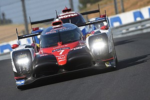 Le Mans Testing report Le Mans test day: Toyota beats 2016 pole time in afternoon