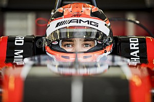 Формула 1 Новость Рассел протестирует машину Mercedes F1 на «Хунгароринге»