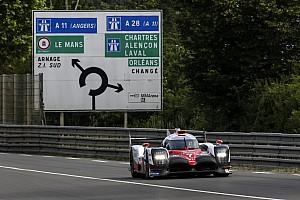 Ле-Ман Новость Toyota объявила себя фаворитом предстоящего «Ле-Мана»