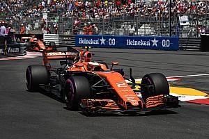 Formule 1 Chronique Chronique Vandoorne - Un GP de Monaco positif malgré les accidents