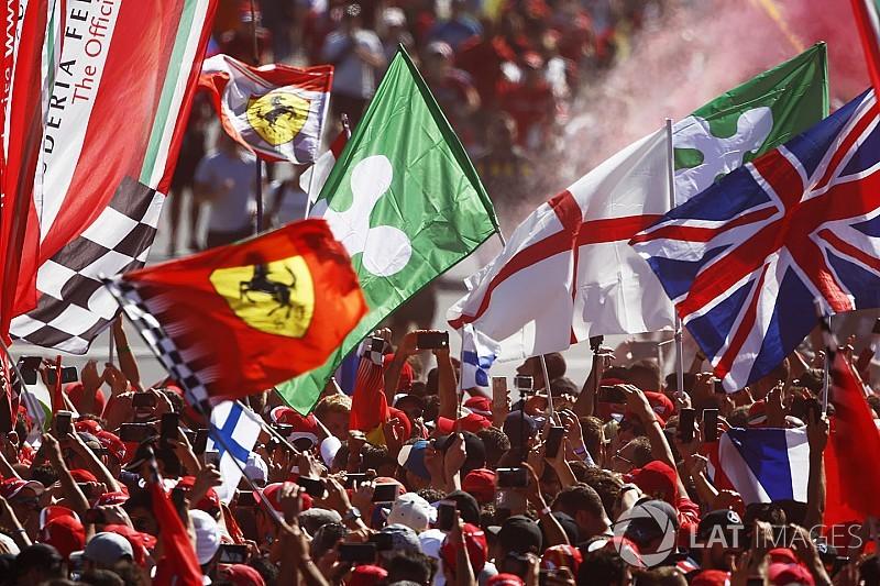 Liberty выяснила, чего хотят болельщики от Гран При, кроме гонок