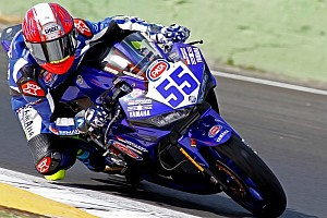 World Superbike Breaking news Galang Hendra jalani tes World Supersport 300