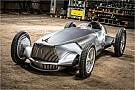Automotive Vom F1-Mercedes inspiriert: Infiniti baut Elektro-Silberpfeil