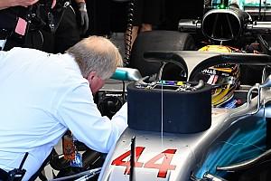 Formule 1 Actualités La FIA peine à donner de la visibilité sur la place des rétroviseurs