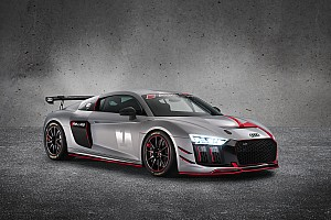 GT Breaking news Audi unveils its GT4 racer