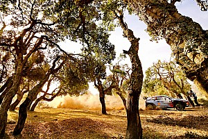 WRC Top List Las 20 fotos más bellas del rally de Cerdeña