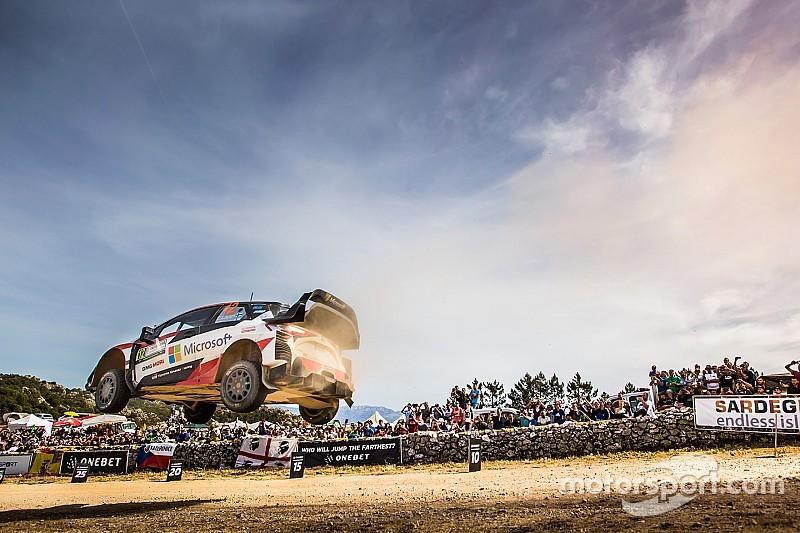 Ilyen, ha ugratás közben veszel érintőre egy drónt a WRC-ben