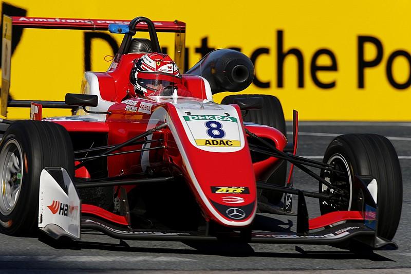 Armstrong consigue su primera victoria en la FIA F3 en Norisring