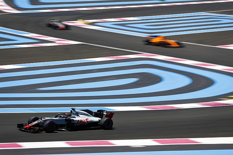 F1-rijders willen af van chicane op Paul Ricard