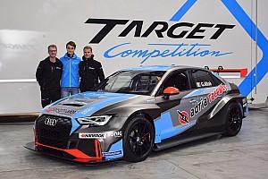 TCR Italia Ultime notizie Giacomo Altoè a Monza con l'Audi di Target Competition
