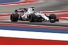 F1 Williams, castigado por otra infracción con los neumáticos