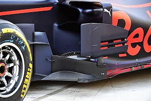 F1 terá mudanças nos carros para beneficiar patrocinadores