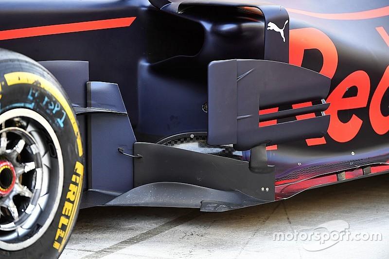 Acuerdan cambios en los F1 de 2019 para mejorar la visión de los sponsors