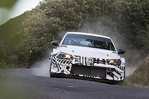WRC Важливі новини Polo GTI R5 має дебютувати на Ралі Німеччини