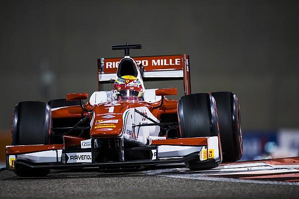 فورمولا 2: لوكلير يُحقّق فوزًا جنونيًا في السباق الختامي في أبوظبي