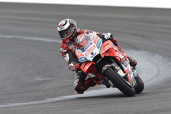 MotoGP Son dakika Lorenzo: Kötü başlangıca rağmen 2017'den daha iyiyim