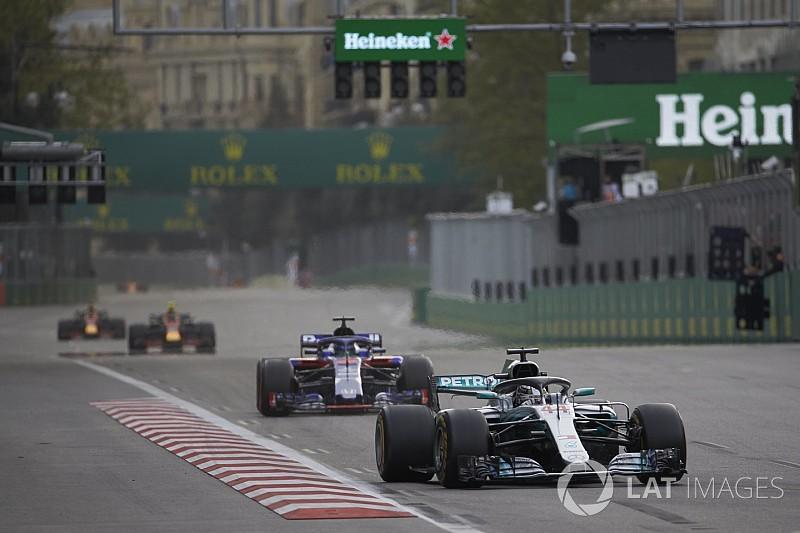 La F1 quiere eliminar las penalizaciones en la parrilla
