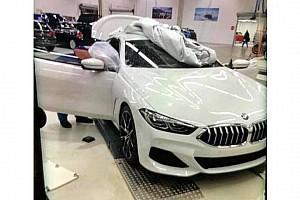 Auto Actualités Des images de la BMW Serie 8 fuitent sur internet!