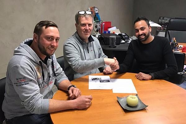 La Sébastien Loeb Racing ingaggia Nicolas Lathion per il 2018!