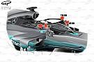 Mercedes: El Halo puede soportar el peso de un autobús de Londres