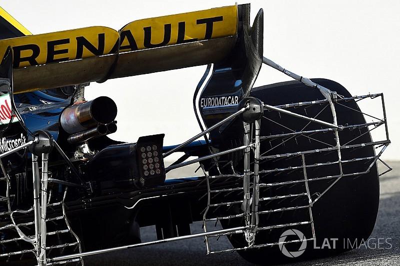 FIA waarschuwt teams om uitlaatconcepten