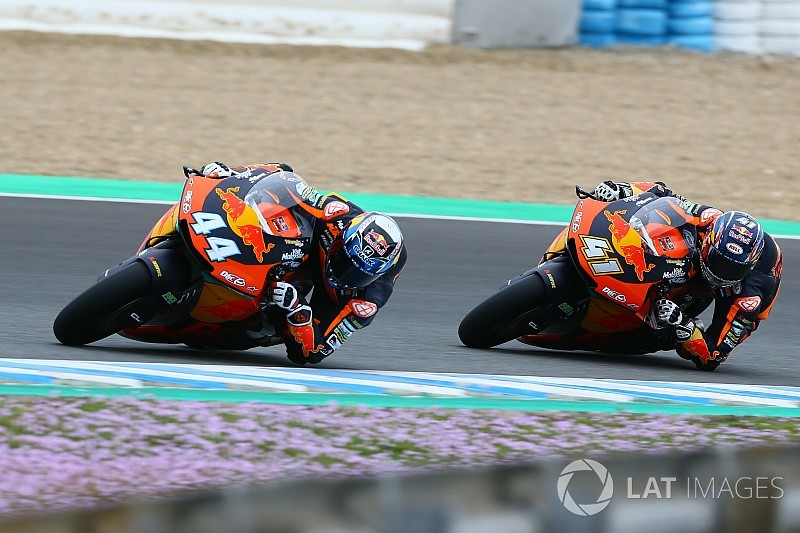 The Moto2 and Moto3 riders worth watching in 2018