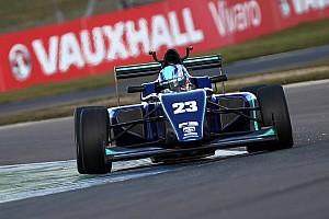 Ф3 Новость Монгер показал пятое время в квалификации первого этапа британской Ф3