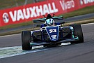 British F3 Billy Monger de retour à la compétition ce week-end