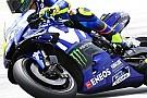 MotoGP da el visto bueno a las nuevas 'ranuras laterales' de Yamaha