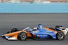 IndyCar IndyCar tuntaskan tes perdana aeroscreen