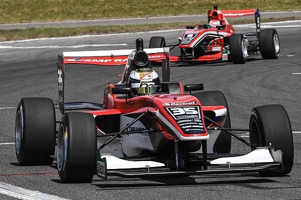 Other open wheel Reporte de la carrera El nuevo junior ruso de Ferrari gana su primer título
