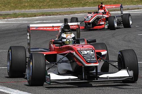 El nuevo junior ruso de Ferrari gana su primer título